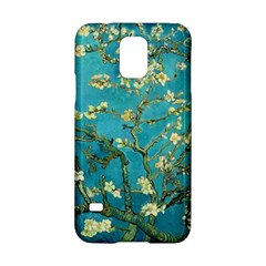 Blossoming Almond Tree Samsung Galaxy S5 Hardshell Case  by MasterpiecesOfArt
