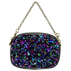 Glitter 1 Chain Purses (one Side)  by MedusArt