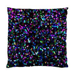 Glitter 1 Standard Cushion Case (one Side)  by MedusArt