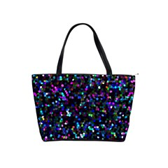 Glitter 1 Shoulder Handbags by MedusArt