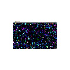 Glitter 1 Cosmetic Bag (small)