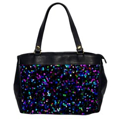 Glitter 1 Office Handbags by MedusArt