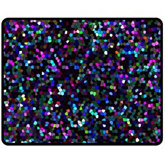 Glitter 1 Fleece Blanket (medium)