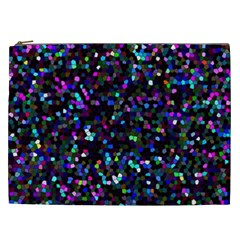 Glitter 1 Cosmetic Bag (xxl)  by MedusArt