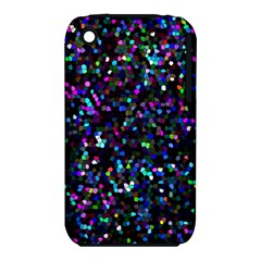 Glitter 1 Apple Iphone 3g/3gs Hardshell Case (pc+silicone)