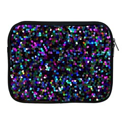 Glitter 1 Apple Ipad 2/3/4 Zipper Cases by MedusArt