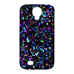 Glitter 1 Samsung Galaxy S4 Classic Hardshell Case (pc+silicone)