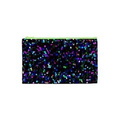 Glitter 1 Cosmetic Bag (xs) by MedusArt