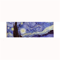 Van Gogh Starry Night Large Bar Mats by fineartgallery