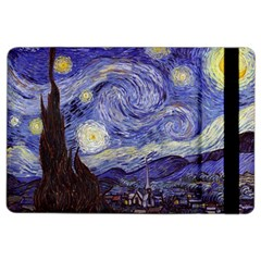 Van Gogh Starry Night Ipad Air 2 Flip by MasterpiecesOfArt