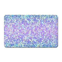 Glitter 2 Magnet (rectangular) by MedusArt