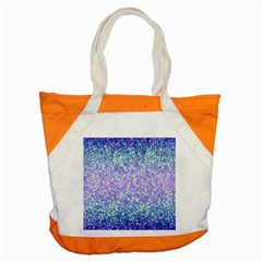 Glitter 2 Accent Tote Bag  by MedusArt