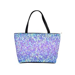 Glitter 2 Shoulder Handbags by MedusArt