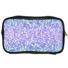 Glitter 2 Toiletries Bags 2 Side