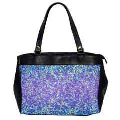Glitter 2 Office Handbags by MedusArt
