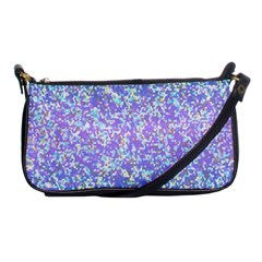 Glitter 2 Shoulder Clutch Bags by MedusArt