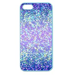 Glitter 2 Apple Seamless Iphone 5 Case (color)