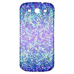 Glitter 2 Samsung Galaxy S3 S Iii Classic Hardshell Back Case by MedusArt