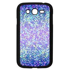 Glitter 2 Samsung Galaxy Grand Duos I9082 Case (black) by MedusArt