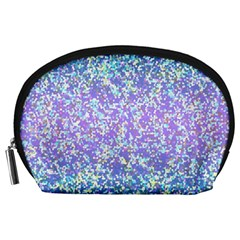 Glitter 2 Accessory Pouches (large)  by MedusArt