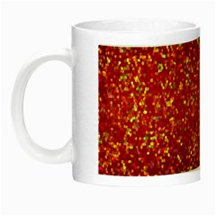 Glitter 3 Night Luminous Mugs by MedusArt