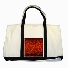 Glitter 3 Two Tone Tote Bag  by MedusArt