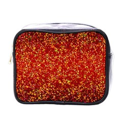 Glitter 3 Mini Toiletries Bags by MedusArt