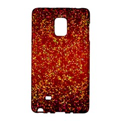 Glitter 3 Galaxy Note Edge by MedusArt