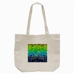 Glitter 4 Tote Bag (cream)  by MedusArt
