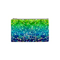 Glitter 4 Cosmetic Bag (small)  by MedusArt