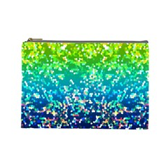Glitter 4 Cosmetic Bag (large)  by MedusArt