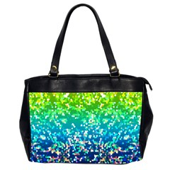 Glitter 4 Office Handbags (2 Sides)  by MedusArt