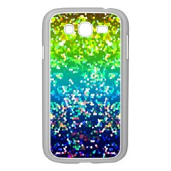 Glitter 4 Samsung Galaxy Grand Duos I9082 Case (white) by MedusArt