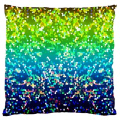 Glitter 4 Large Flano Cushion Cases (two Sides)  by MedusArt