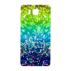 Glitter 4 Samsung Galaxy Alpha Hardshell Back Case by MedusArt