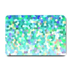 Mosaic Sparkley 1 Small Doormat  by MedusArt