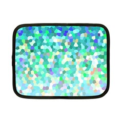 Mosaic Sparkley 1 Netbook Case (small)  by MedusArt