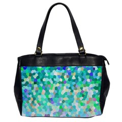 Mosaic Sparkley 1 Office Handbags by MedusArt
