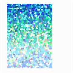 Mosaic Sparkley 1 Large Garden Flag (two Sides) by MedusArt
