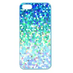Mosaic Sparkley 1 Apple Seamless Iphone 5 Case (color) by MedusArt