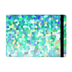 Mosaic Sparkley 1 Apple Ipad Mini Flip Case by MedusArt