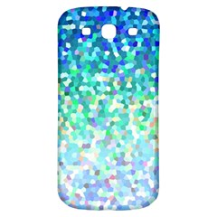 Mosaic Sparkley 1 Samsung Galaxy S3 S Iii Classic Hardshell Back Case by MedusArt