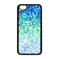 Mosaic Sparkley 1 Apple Iphone 5c Seamless Case (black) by MedusArt