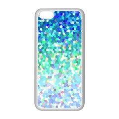 Mosaic Sparkley 1 Apple Iphone 5c Seamless Case (white) by MedusArt