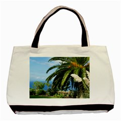 Sunny Tenerife Basic Tote Bag (two Sides)