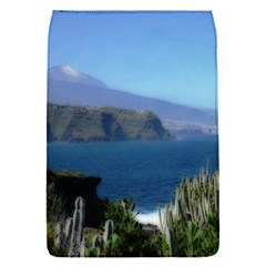 Panted Landscape Tenerife Flap Covers (s)  by MoreColorsinLife