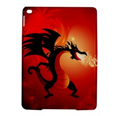 Funny, Cute Dragon With Fire Ipad Air 2 Hardshell Cases