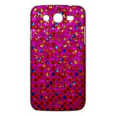 Polka Dot Sparkley Jewels 1 Samsung Galaxy Mega 5 8 I9152 Hardshell Case  by MedusArt