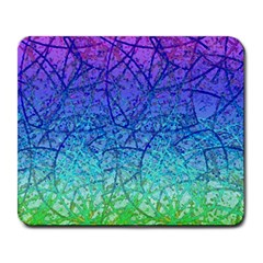Grunge Art Abstract G57 Large Mousepad by MedusArt
