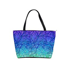 Grunge Art Abstract G57 Shoulder Handbags by MedusArt